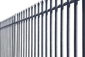 Palisade Security Fencing