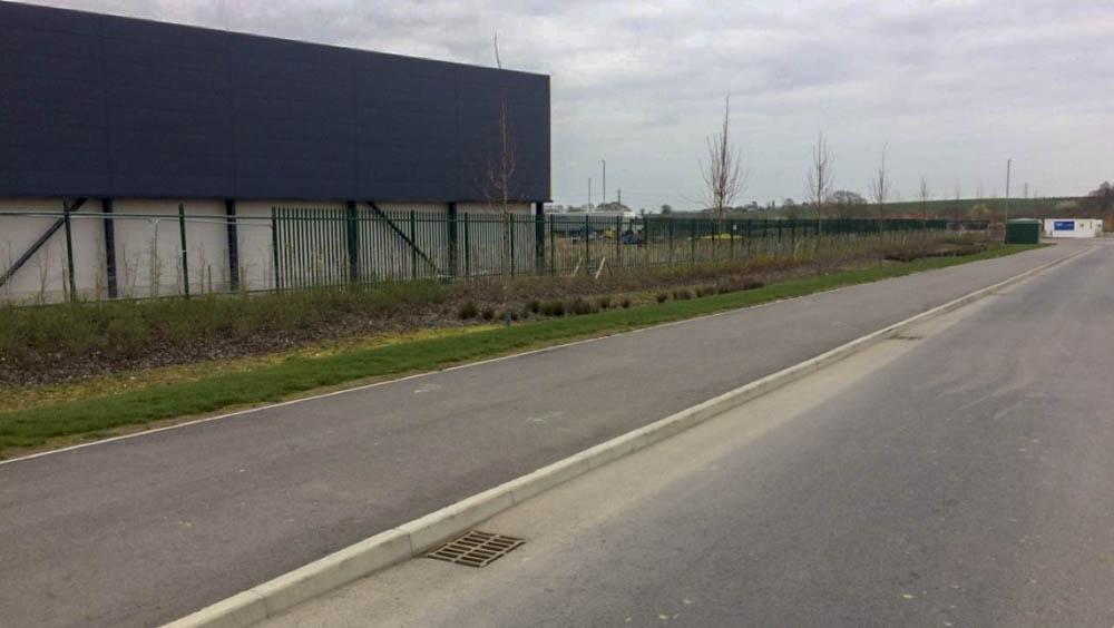 Industrial security Fencing Installation Sittingbourne 2