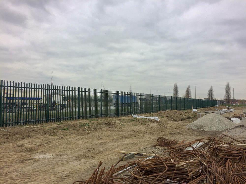 Industrial security Fencing Installation Sittingbourne 5