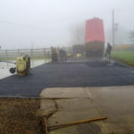 Tarmac Laying