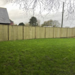 Fencing Panel installation